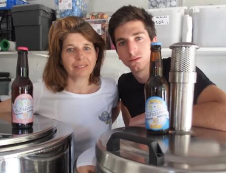 L'Aix Pression, une bière d'expression